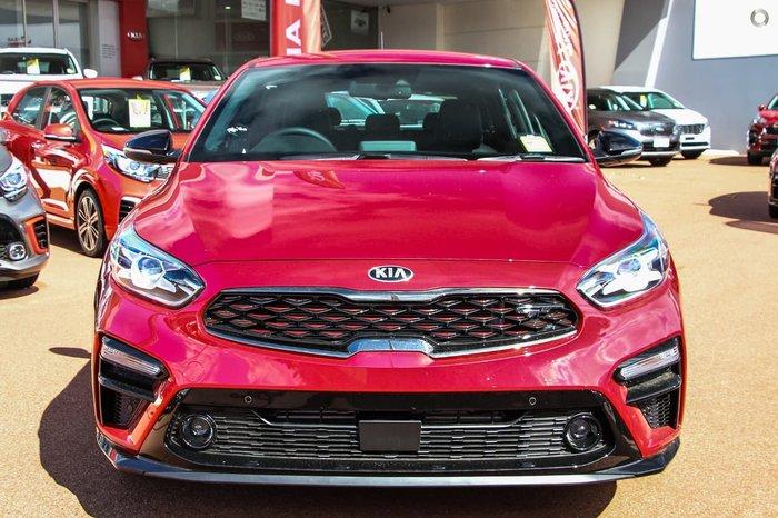 2020 Kia Cerato GT BD MY21 Red