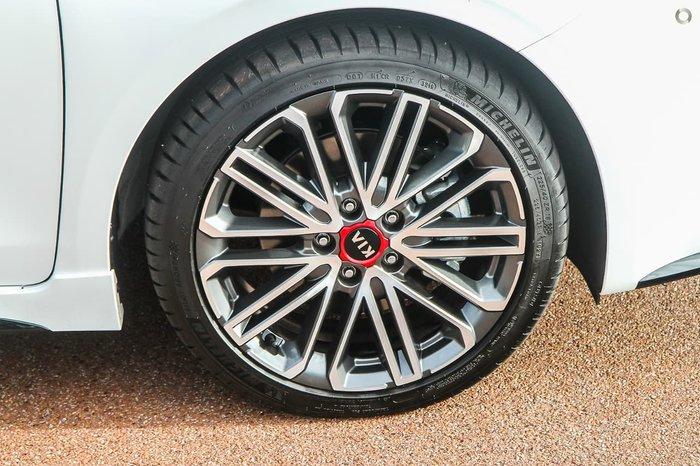 2020 Kia Cerato GT BD MY21 White