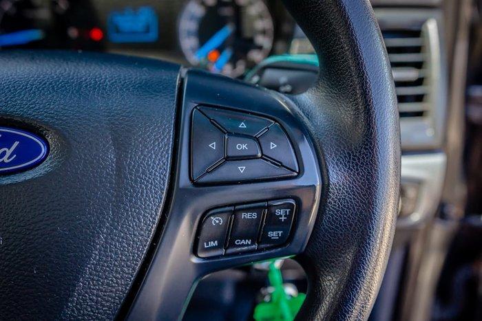 2017 Ford Ranger XLS PX MkII 4X4 Dual Range Grey