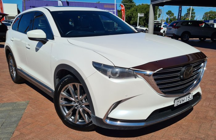 2018 Mazda CX-9 Azami TC 4X4 On Demand White