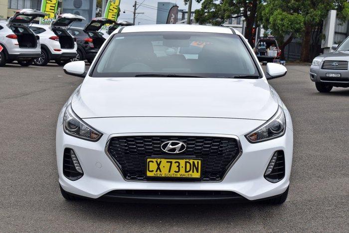 2020 Hyundai i30 Go PD.3 MY20 Polar White