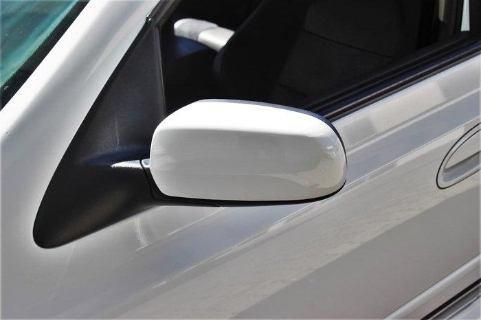 2004 Ford Performance Vehicles GT BA Mk II White