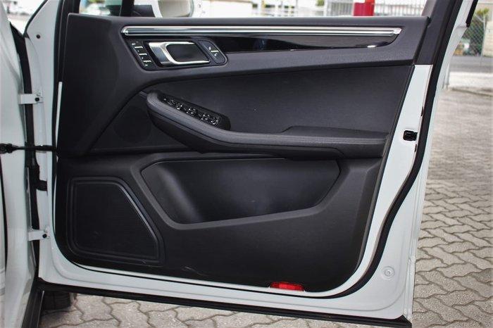 2014 Porsche Macan S 95B MY15 Four Wheel Drive White