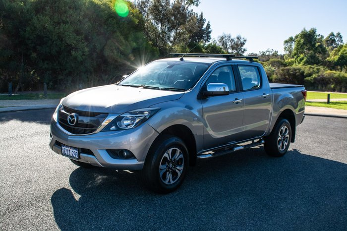 2015 Mazda BT-50 XTR Hi-Rider UP Highlight Silver