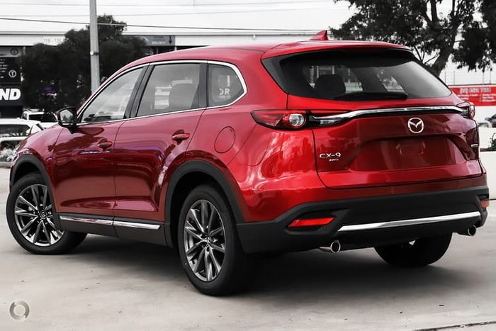 2020 Mazda CX-9 Azami TC 4X4 On Demand Soul Red Crystal