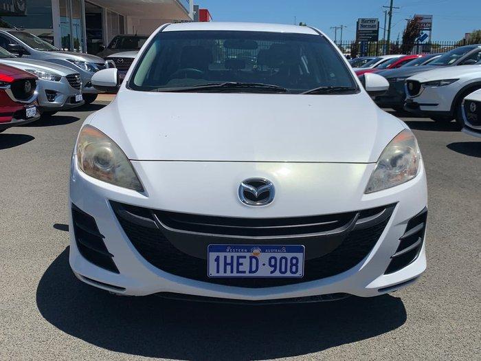 2009 Mazda 3 Maxx BL Series 1 White