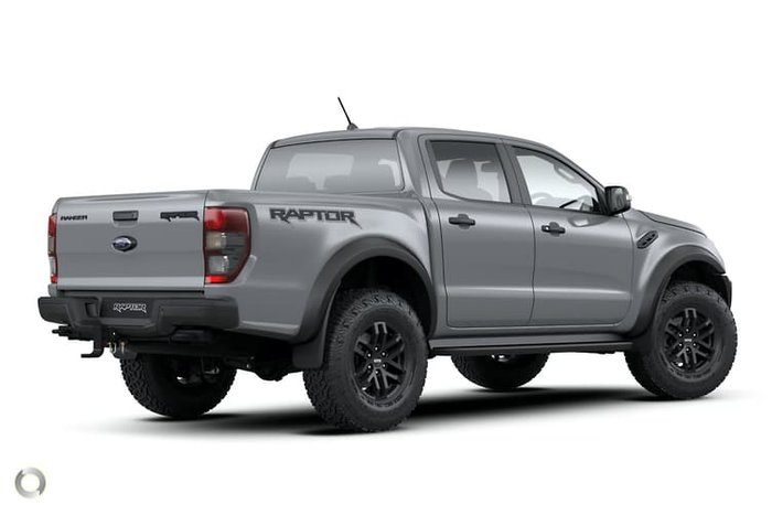 2021 Ford Ranger Raptor PX MkIII MY21.25 4X4 Dual Range Conquer
