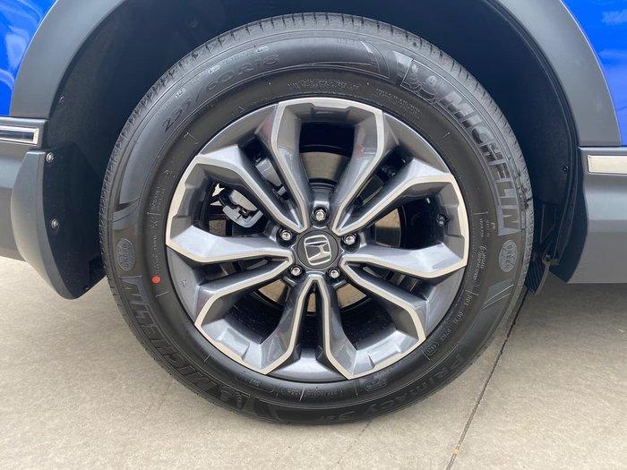 2020 Honda CR-V VTi L AWD RW MY21 4X4 On Demand Blue