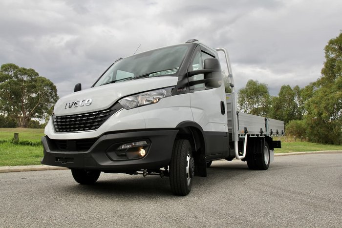 2021 IVECO DAILY 50C WHITE