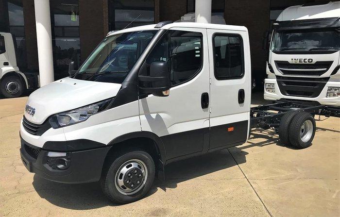 2020 IVECO 50C DAILY DUAL CAB WHITE