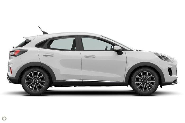 2020 Ford Puma JK MY21.25 White