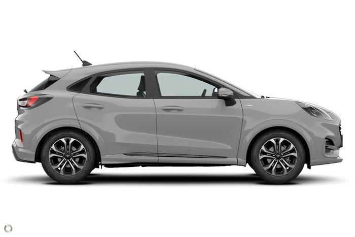 2020 Ford Puma ST-Line JK MY21.25 Grey