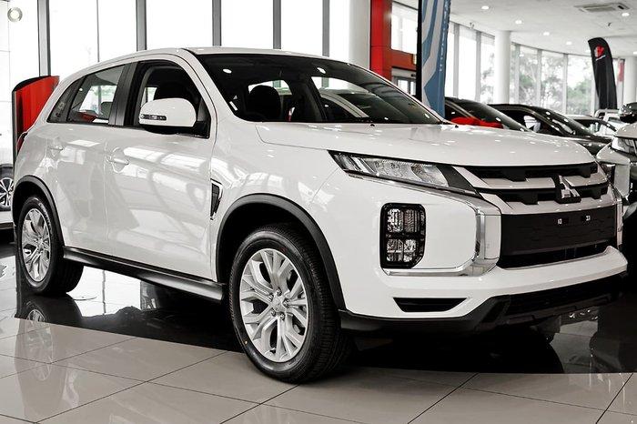 2021 Mitsubishi ASX ES ADAS XD MY21 White