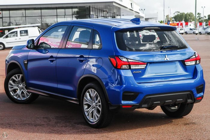 2021 Mitsubishi ASX ES XD MY21 Blue