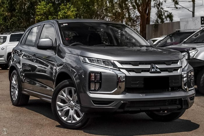 2021 Mitsubishi ASX ES XD MY21 Grey