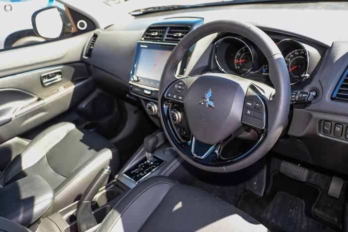 2021 Mitsubishi ASX Exceed XD MY21 Grey