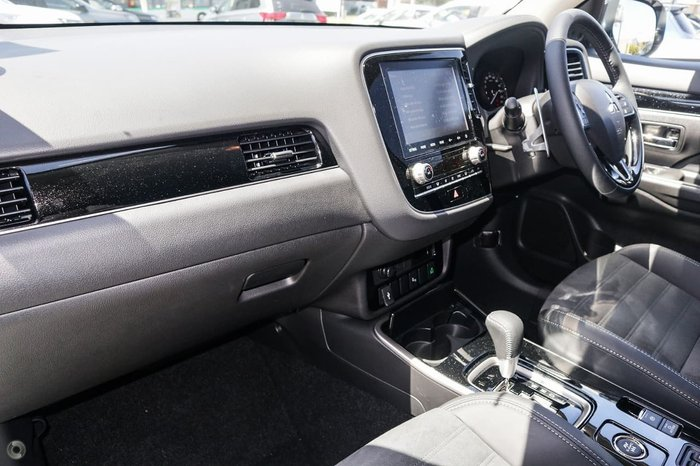 2021 Mitsubishi Outlander LS ZL MY21 4X4 On Demand White