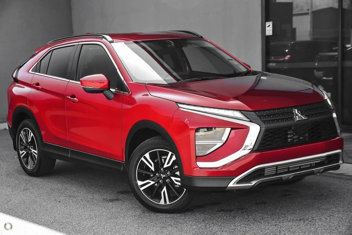 2020 Mitsubishi Eclipse Cross LS YB MY21 Red