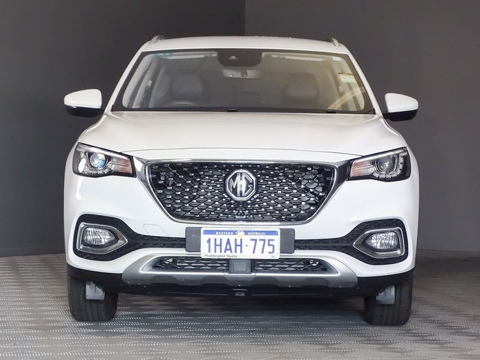 2019 MG HS Vibe SAS23 MY20 White