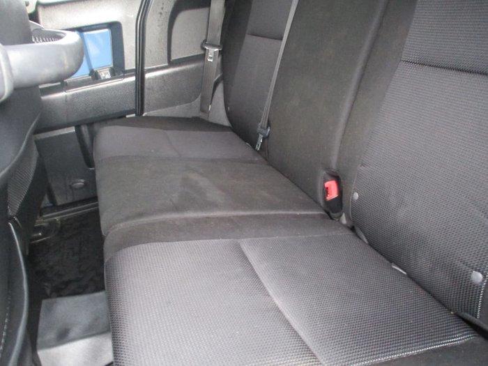 2012 Toyota FJ Cruiser GSJ15R 4X4 Dual Range Blue