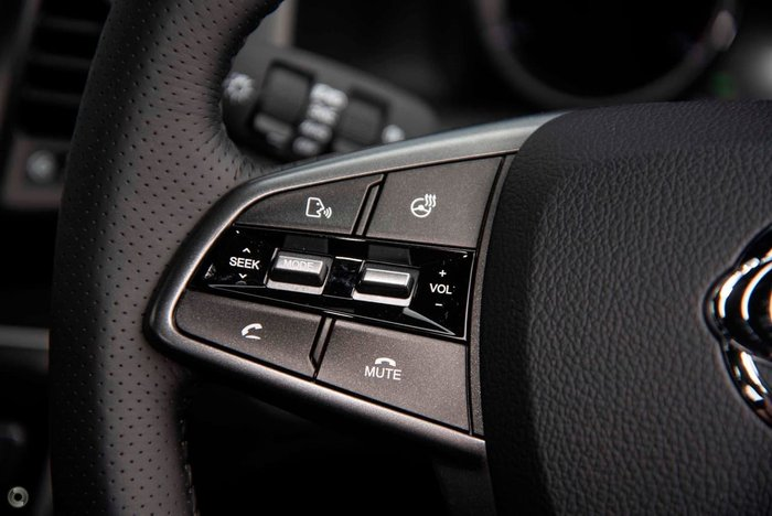 2020 SsangYong Musso Ultimate Q201 MY20.5 4X4 Dual Range Black