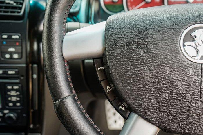 2004 Holden Monaro CV8 VZ Grey