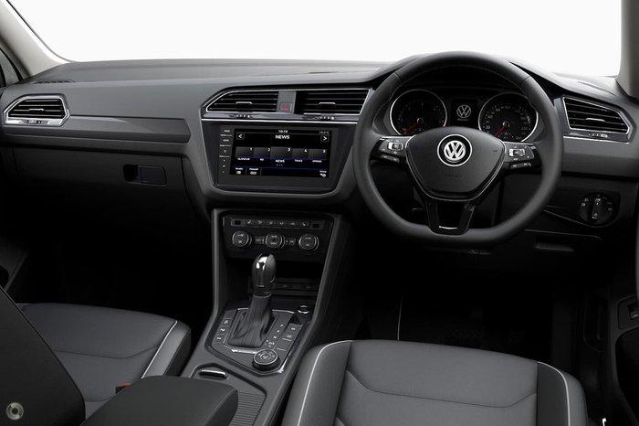 2021 Volkswagen Tiguan 162TSI Highline Allspace 5N MY21 Four Wheel Drive White