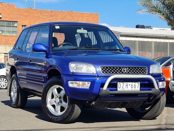 1998 Toyota RAV4 Cruiser SXA11R MY99 4X4 Constant