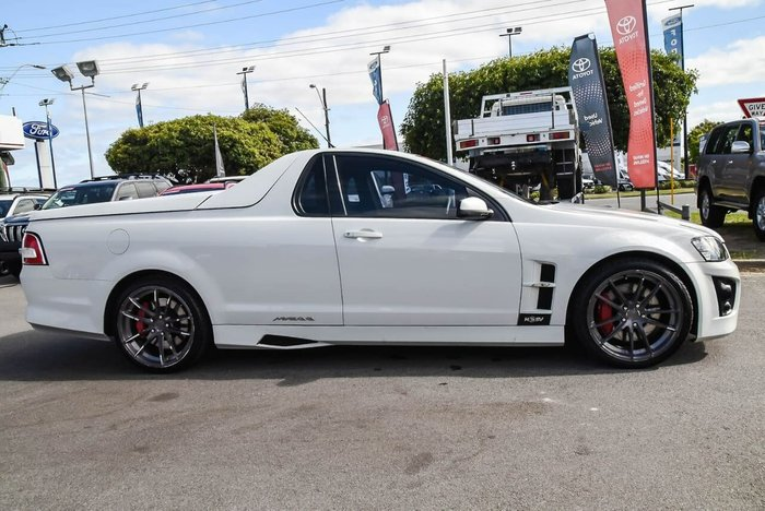2008 Holden Special Vehicles Maloo