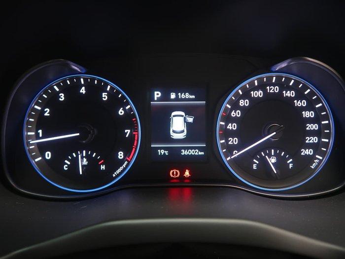 2018 Hyundai Kona Go OS.2 MY19 Green