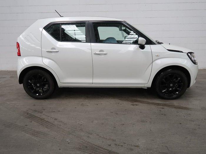 2017 Suzuki Ignis GL MF White