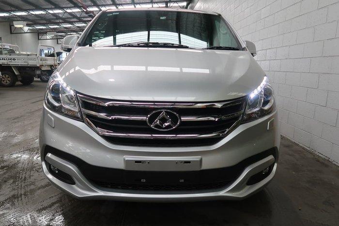 2017 LDV G10 SV7A Silver