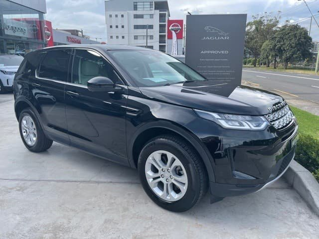 2020 Land Rover Discovery Sport P200 S L550 MY20.5 4X4 Constant Narvik Black