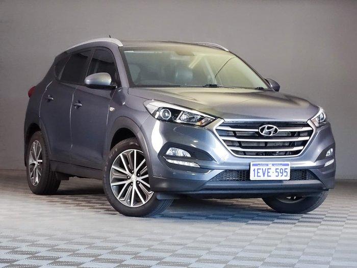 2015 Hyundai Tucson Active X TL Grey