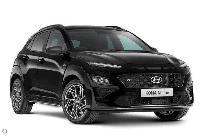 2020 Hyundai Kona N-Line Premium