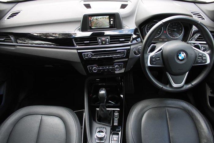 2016 BMW X1 xDrive25i F48 Four Wheel Drive White