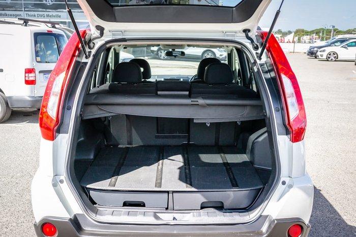 2011 Nissan X-TRAIL TS T31 Series IV 4X4 On Demand White