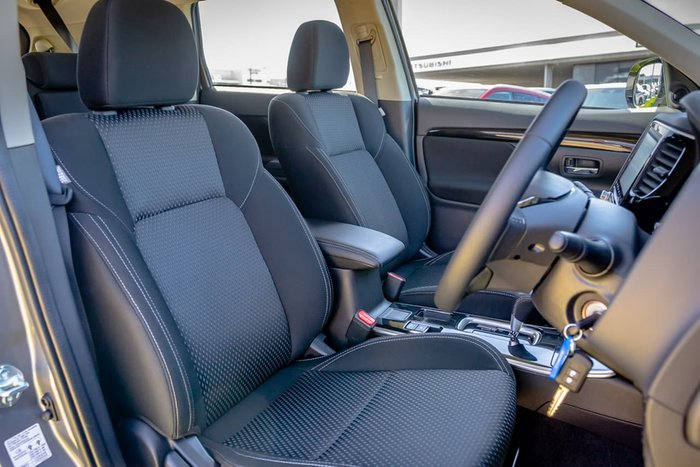 2020 Mitsubishi Outlander ES ZL MY21 Grey