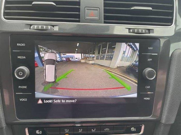 2017 Volkswagen Golf 110TSI Comfortline 7.5 MY17 Silver