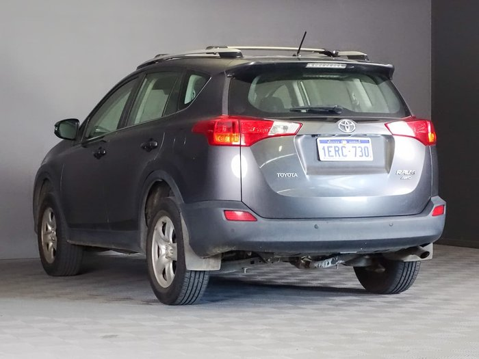 2016 Toyota RAV4 GX ASA44R 4X4 On Demand Grey