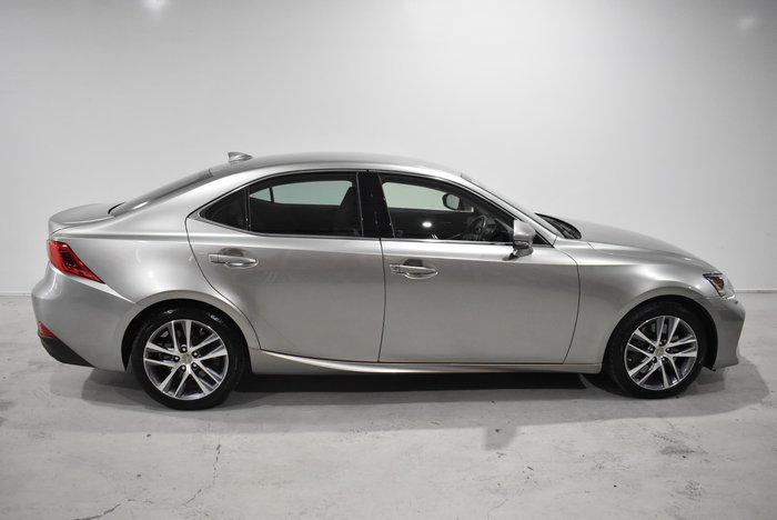 2017 Lexus IS IS350 Luxury GSE31R Silver