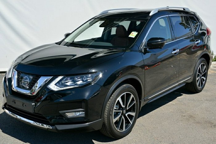 2020 Nissan X-TRAIL Ti T32 Series III MY20 4X4 On Demand DIAMOND BLACK