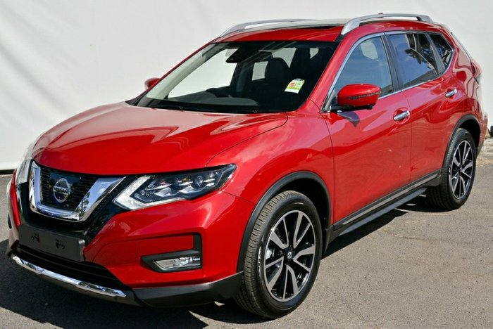 2020 Nissan X-TRAIL Ti T32 Series III MY20 4X4 On Demand RUBY RED