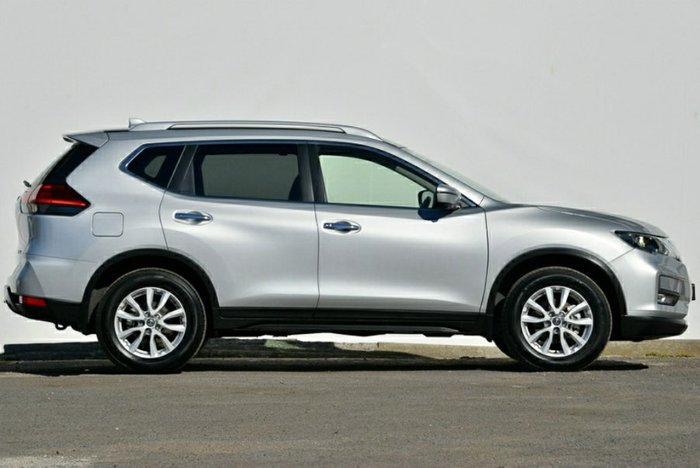 2019 Nissan X-TRAIL ST-L T32 Series II 4X4 On Demand BRILLIANT SILVER