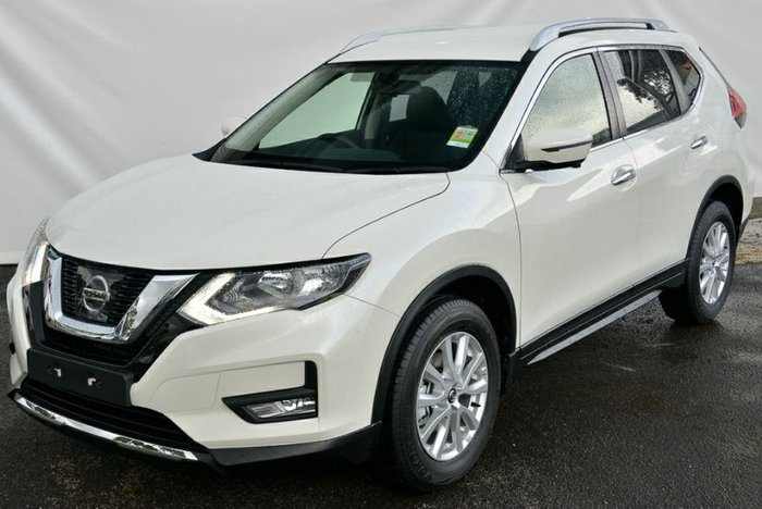 2019 Nissan X-TRAIL ST-L T32 Series II 4X4 On Demand IVORY PEARL