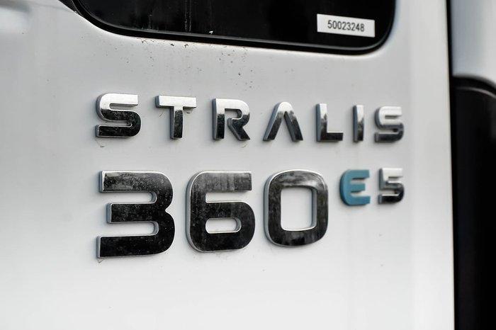 2021 IVECO ATI360 STRALIS 6X2 White