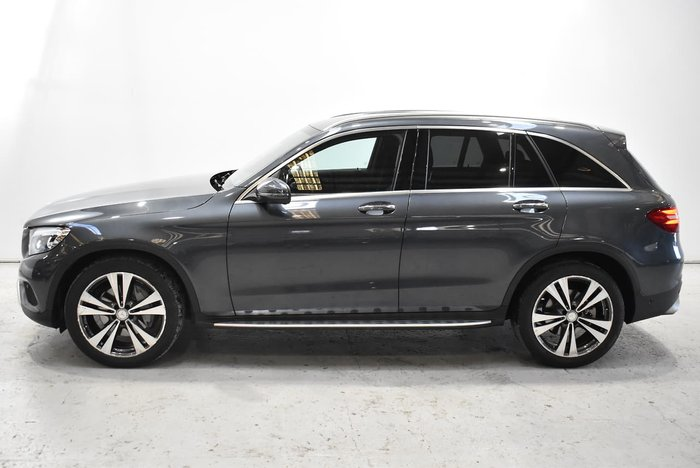 2015 Mercedes-Benz GLC-Class GLC250 X253 Four Wheel Drive Grey