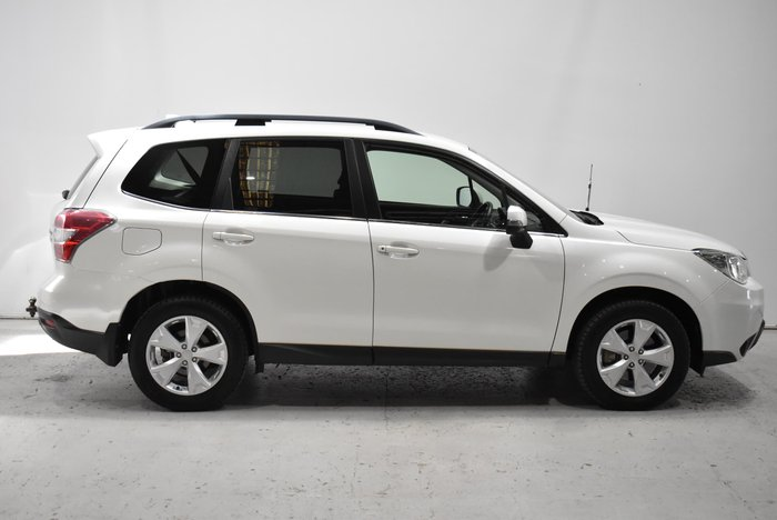 2016 Subaru Forester 2.0D-L S4 MY16 AWD Crystal White