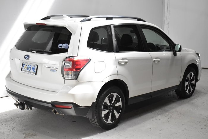 2016 Subaru Forester 2.0D-L S4 MY16 Four Wheel Drive Crystal White
