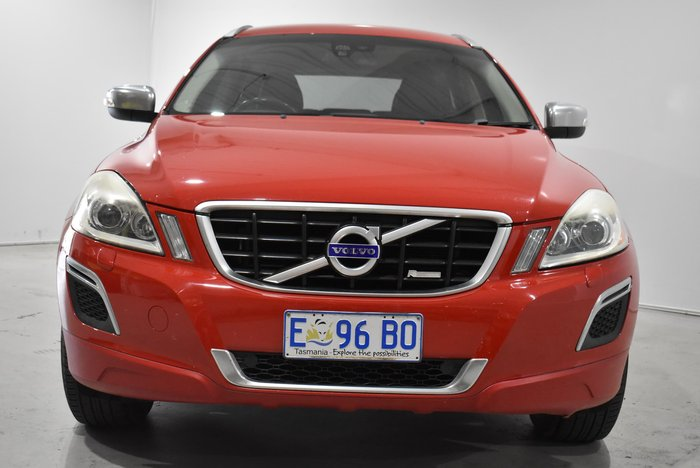 2010 Volvo XC60 T6 MY10 AWD Maple Red